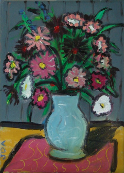 fauvist flowers small